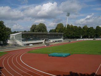 Fu 223 Ballstadien Willy Sachs Stadion Fotos Beschreibung