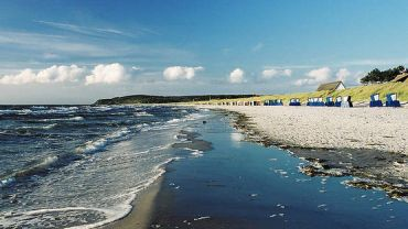 The cleanest beaches in Europe: the visitor interesting