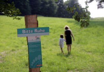 Walking barefoot is gaining popularity in Germany
